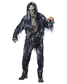 Adult Rotten to the Core Skeleton Costume