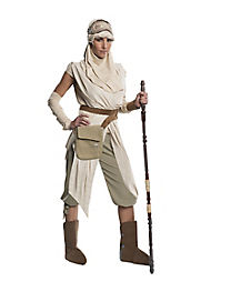 Adult Rey Costume Theatrical - Star Wars The Force Awakens