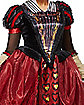 Adult Red Queen Costume Deluxe - Alice Through the Looking Glass