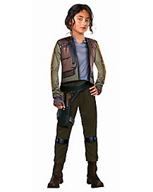Kids Jyn Erso Costume - Rogue One: A Star Wars Story