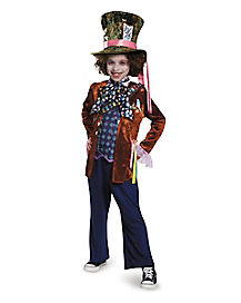 Kids Mad Hatter Costume Deluxe - Alice Through the Looking Glass