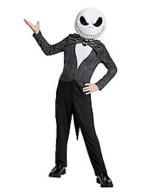 Kids Jack Skellington Costume - Nightmare Before Christmas
