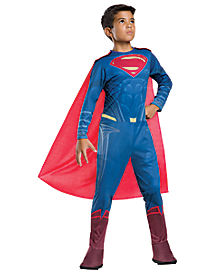 Tween Superman Costume - DC Comics