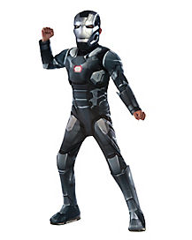 Kids War Machine Costume Deluxe – Captain America: Civil War