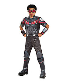 Kids Muscle Falcon Costume Deluxe - Marvel