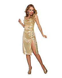 Adult Disco Inferno Costume