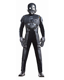Kids K-2SO Costume Deluxe - Rogue One: A Star Wars Story