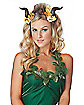 Adult Woodland Fairy Horns Headband