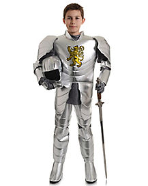 Kids Knight Costume