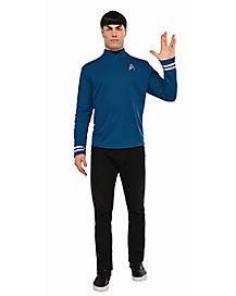 Adult Spock Costume Deluxe - Star Trek