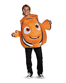 Adult Nemo Costume - Finding Dory