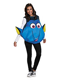 Adult Dory Costume - Finding Dory
