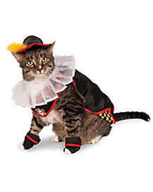 Aristocrat Cat Costume