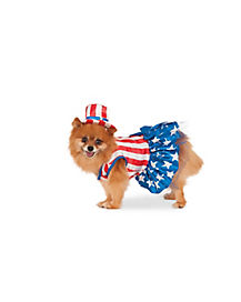 Dog Patriotic Pooch Costume