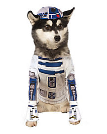 Dog R2-D2 Costume - Star Wars