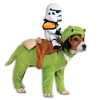 Pet Dewback Costume - Star Wars