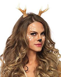 Fawn Horn Headband