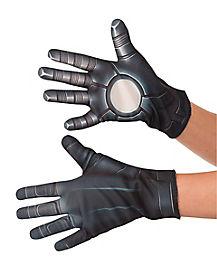 Kids War Machine Gloves - Captain America Civil War