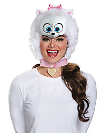 Gidget Faux Fur Headpiece - The Secret Life of Pets