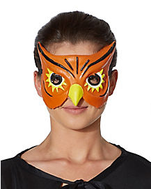 Retro Owl Eye Mask
