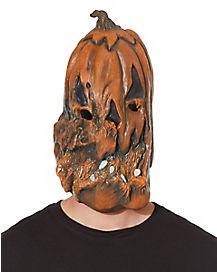 Jacked-O-Lantern Mask