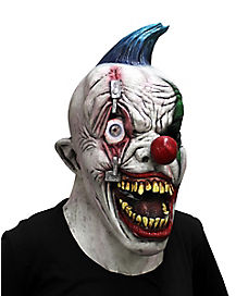 Pinned Eye Clown Mask