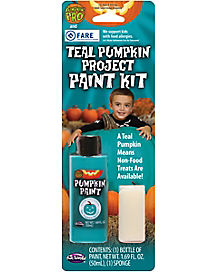 Teal Pumpkin Project Paint Kit - Decorations