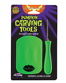 2pc Pumpkin Carving Set