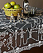 Dancing Skeleton Table Topper - Decorations