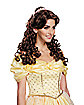Adult Belle Wig Prestige - Beauty and the Beast