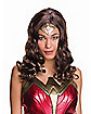 Adult Wonder Woman Wig - Batman v Superman Dawn of Justice