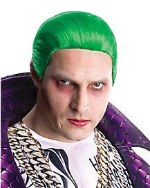 Adult Joker Wig - Suicide Squad