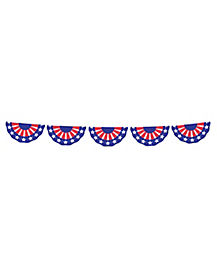 24 Ft Jumbo Patriotic Flag Banner - Decorations