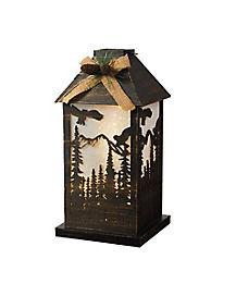 Walk In The Woods Forest Lantern