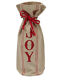 Drawstring Joy Bottle Bag