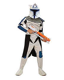 Kids Clone Trooper Costume - Star Wars
