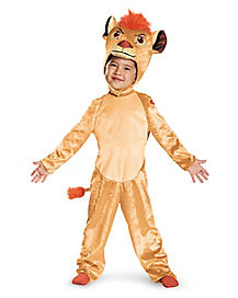 Toddler Kion Costume - The Lion Guard