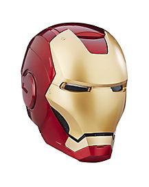 Iron Man Electronic Mask - Marvel