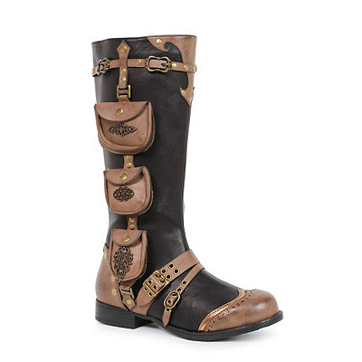 Steampunk Boots & Shoes Steampunk Boots $89.99 AT vintagedancer.com