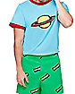 Adult Chuckie Costume - Rugrats
