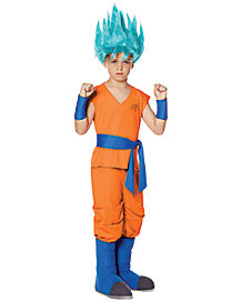 Kids Goku Costume - Dragon Ball Z Resurrection