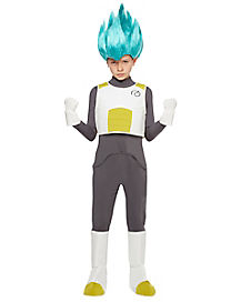 Kids Vegeta Costume - Dragon Ball Z Resurrection F
