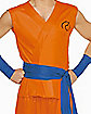Adult Goku Costume - Dragon Ball Z Resurrection F