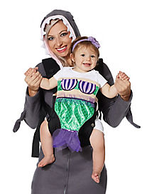 Splash the Mermaid Baby Carrier Costume