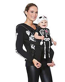 Skeleton Carrier Costume