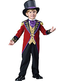 Toddler Ringmaster Costume - Theatrical