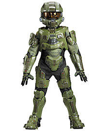 Kids Master Chief Costume The Signature Collection - Halo