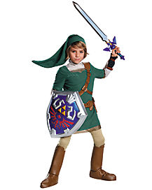 Kids Link Costume Deluxe The Prestige Collection - The Legend of Zelda