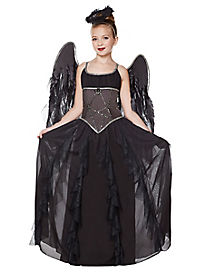 Kids Dark Angel Costume - The Prestige Collection