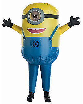 Kids Minions Inflatable Costume - Despicable Me
